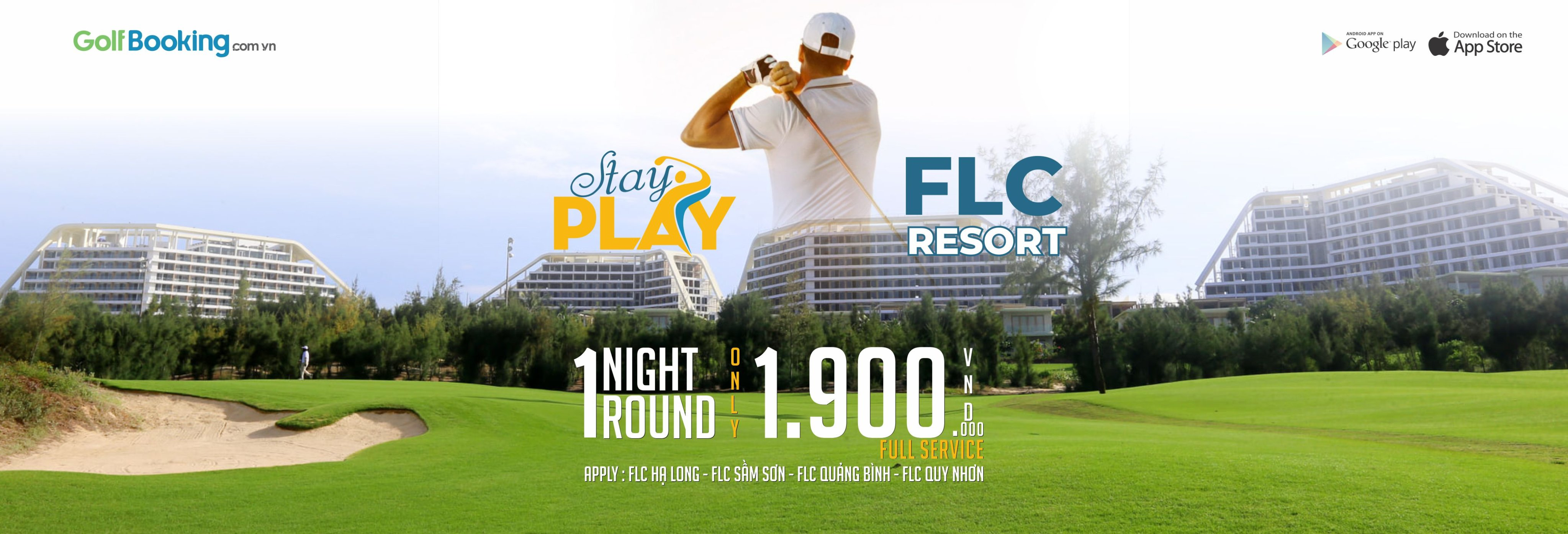 FLC HẠ LONG COMBO STAY N PLAY