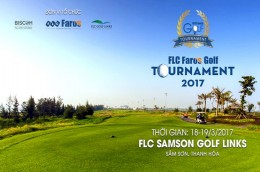 FAROS GOLF TOURNAMENT 2017 - FLC SAM SON GOLF LINKS - 18&19/03/2017