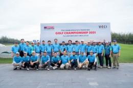 GOLF CHAMPION 2021 PTSC THANH HÓA & VCCI THANH HÓA