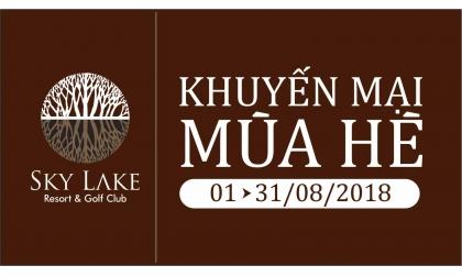 [KHUYẾN MẠI ] Cập nhật ưu đãi đặt sân golf Skylake trong tháng 8