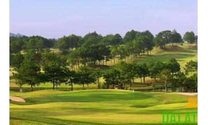 Sân golf Đà Lạt Palace hiện đại nhất hiện nay