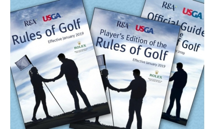 Những thay đổi đáng lưu ý trong quy tắc Golf 2019 (Phần cuối)