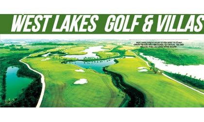 Làm sao để booking sân golf WEST LAKES GOLF & VILLAS giá tốt? - Thử thách mới cho các Golfer