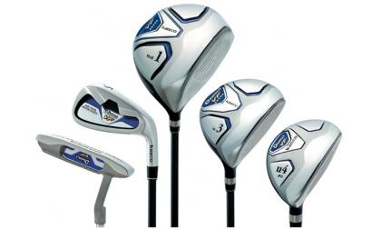 Ý nghĩa thông số kỹ thuật gậy người mới làm quen với golf cần biết!