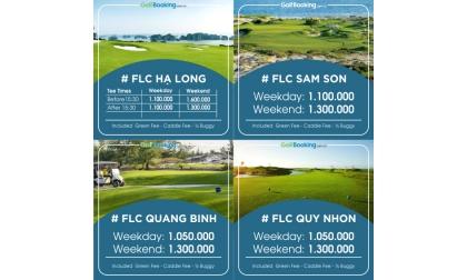 SIÊU KHUYẾN MẠI FLC GOLF - GolfBooking InterGolf - TOP AGENCY FLCBISCOM