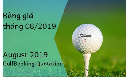 [INTERGOLF - Khuyến mại - PROMOTION] BẢNG GIÁ ĐẶT GIỜ CHƠI GOLF THÁNG 08/2019 - August 2019 InterGolf Booking Quotation
