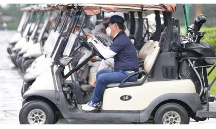 Các sân golf phòng chống dịch Covid-19 như thế nào?
