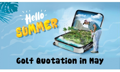 [INTERGOLF - PROMOTION] May 2020 Golf Booking Quotation - Booking Tee Time