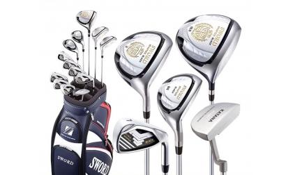 Các tiêu chí giúp chọn gậy chơi golf chuẩn xác dành cho người mới bắt đầu