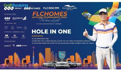 Kết quả giải đấu FLC HOMES AUTUMN TOURNAMENT 2020