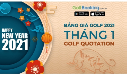 [HOT PROMOTION INTERGOLF 2021] - GOLF QUOTATION OF JAN 2021