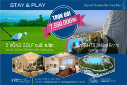 FLASH OFFER - VINPEARL GOLF NHA TRANG - INTERGOLF PACKAGE