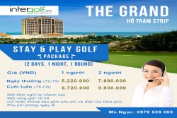 Stay & Play Grand Hồ Tràm