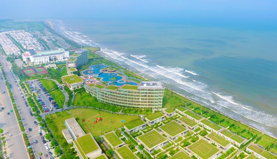 [VILLA] - FLC Samson Beach & Golf Resort COMBO (01 Golfer + 01 Non - Golfer)