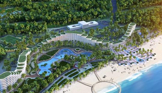 [HOTEL] - FLC Quy Nhon Beach & Golf Resort COMBO (01 Golfer + 01 Non - Golfer)