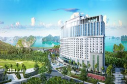 [Deluxe Bay View] - FLC Halong Bay Luxury Resort COMBO (01 Golfer + 01 Non - Golfer)
