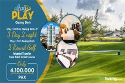 FLC Quảng Bình Golf Links COMBO Stay n Play