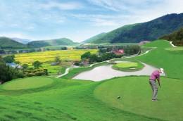 Yen Dung Golf Course