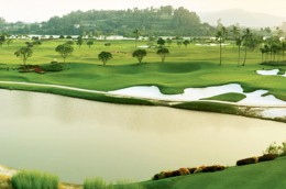 Sông Giá Complex Golf Club - Sonobell Song Gia