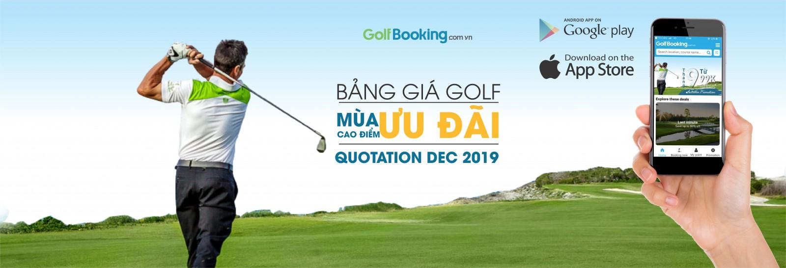 golf booking WEB