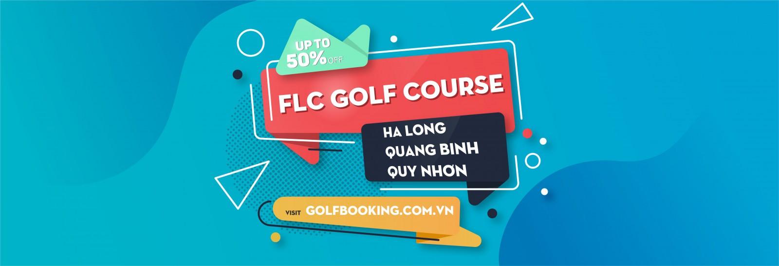 FLC GOLF COURSE PROMOTION - GIẢM GIÁ SỐC