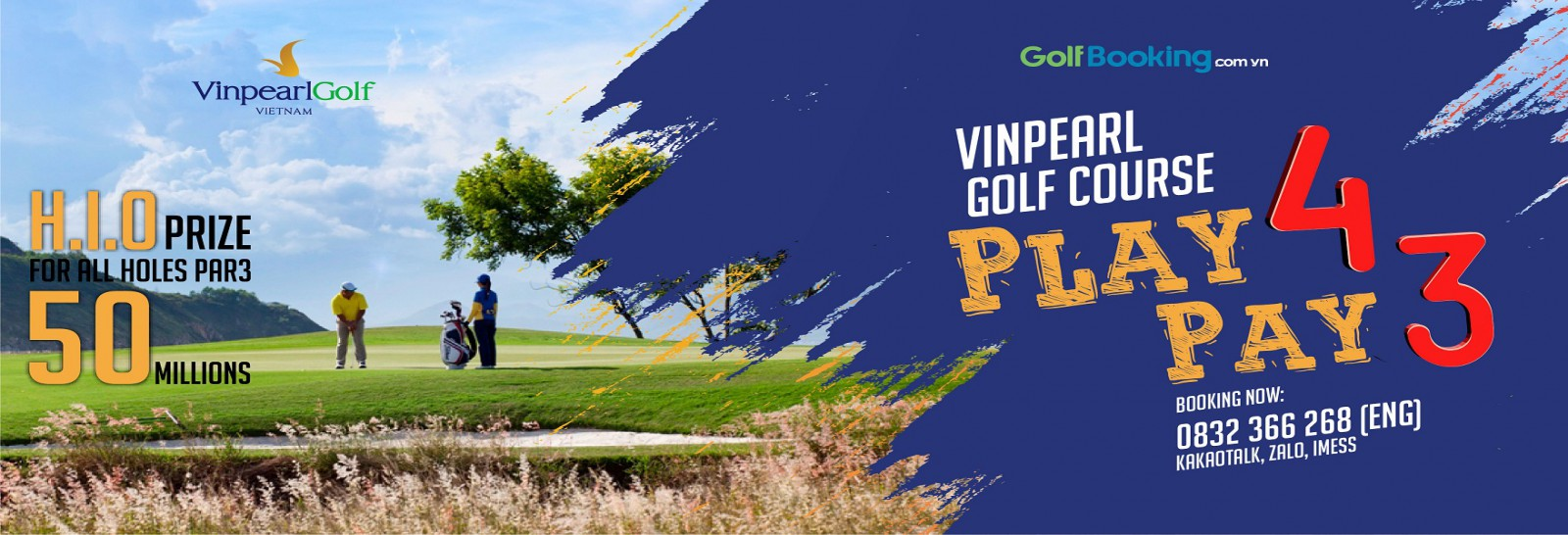 VINPEARL PLAY 4 PAY 3